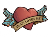 tattoo-jesus-loves-me-wings